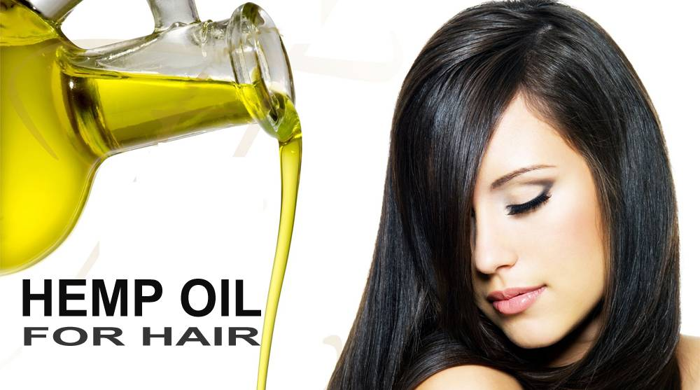 Hemp Oil For Hair